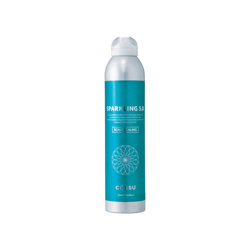 [CNY Double Happiness Deals] COSSU Sparkling 5.0 Scalp Detox Scaling