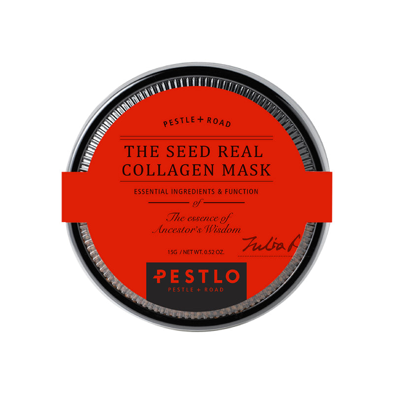 Pestlo The Seed Real Collagen Mask [PRE-ORDER ETA 5 Feb]