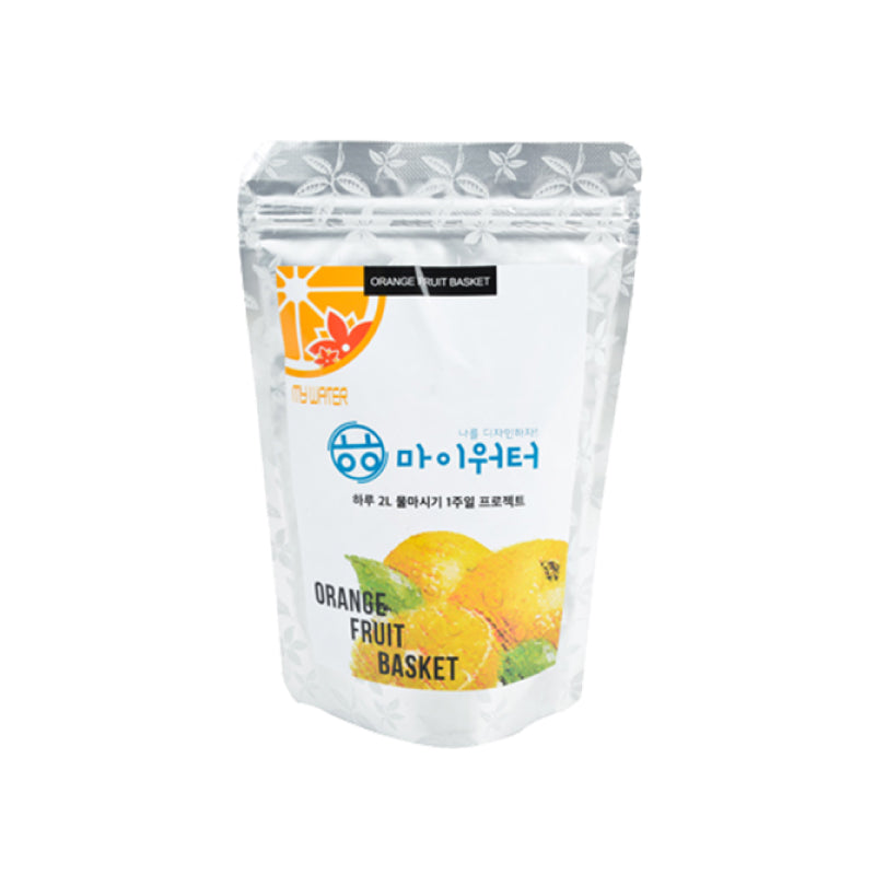 Mywater Detox Fruit Water Tea - Orange