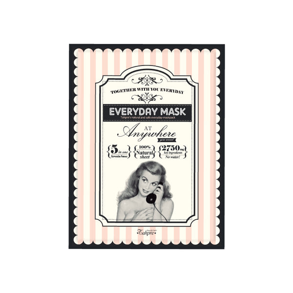 Tahpre Everyday Mask (Single Sheet)