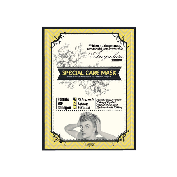 Tahpre Special Care Mask (Single Sheet)