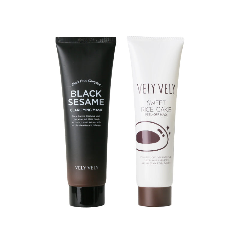 Vely Vely Multi-Peeling Mask Set