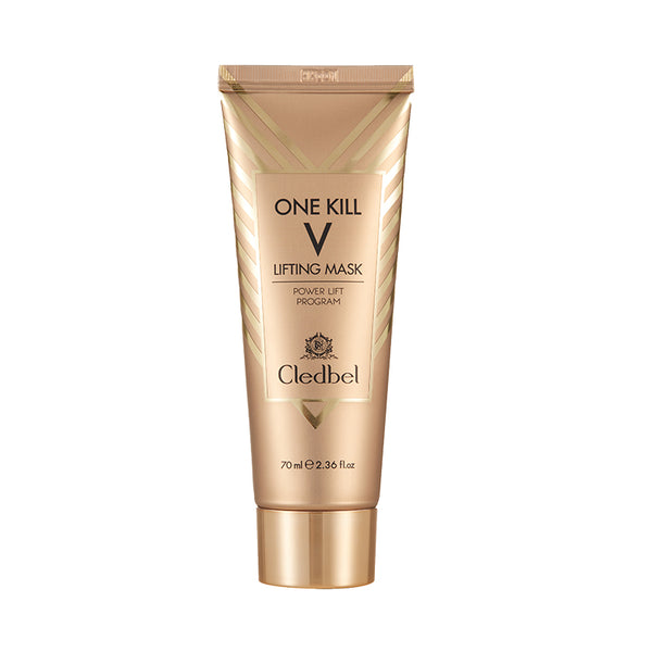 [CNY Double Happiness Deals] Cledbel Gold Power Lifting Mask