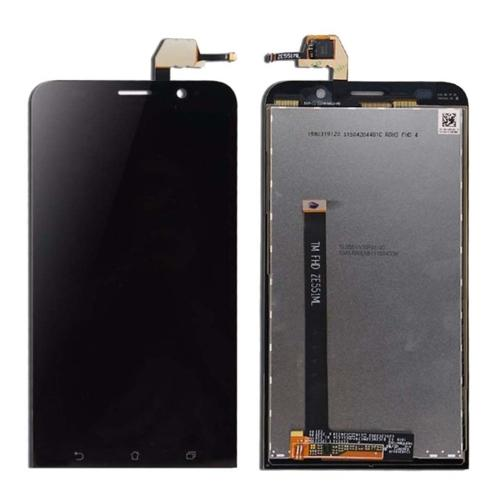 SCHERMO DISPLAY LCD TOUCH SCREEN RICAMBIO COMPATIBILE CON ASUS ZENFONE 2 ZE551ML NERO NUOVO