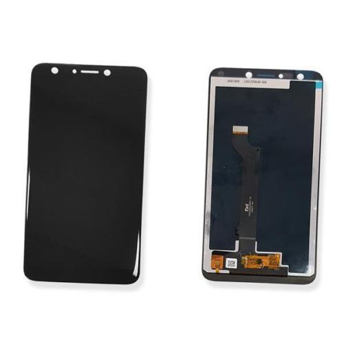 SCHERMO DISPLAY LCD TOUCH SCREEN  RICAMBIO COMPATIBILE CON ASUS ZENFONE 5 LITE ZC600KL COLORE NERO