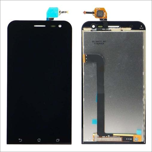 DISPLAY LCD PER ASUS ZENFONE 2 LASER ZE500KL NERO COMPATIBILE