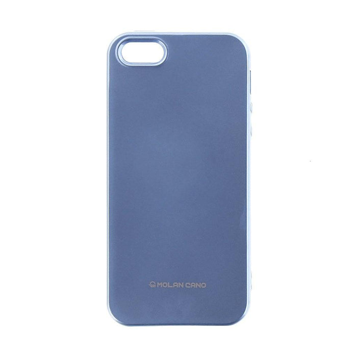 COVER CUSTODIA JELLY CASE MOLAN CANO HUAWEI P30 LITE AZZURRA
