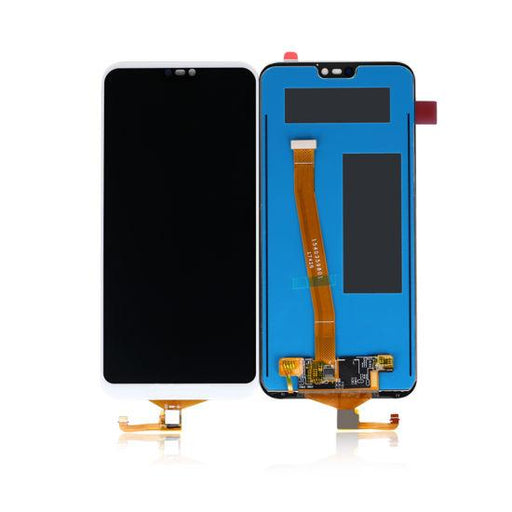 DISPLAY LCD TOUCH SCREEN RICAMBIO COMPATIBILE CON HUAWEI P20 LITE ANE-LX1 NERO BLACK NUOVO