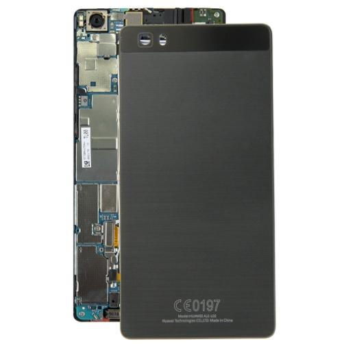 BACK COVER PER HUAWEI P8 LITE NERO COMPATIBILE