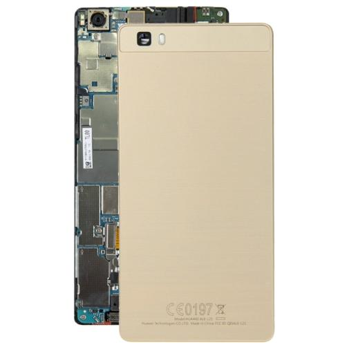 BACK COVER  PER HUAWEI P8 LITE ORO COMPATIBILE
