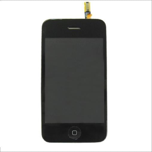 DISPLAY LCD TOUCH SCREEN PER APPLE IPHONE 3 NERO COMPATIBILE