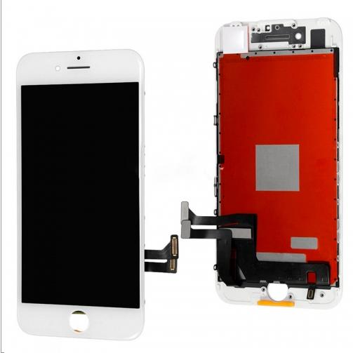 DISPLAY LCD PER APPLE IPHONE 8 BIANCO COMPATIBILE