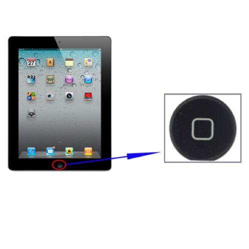 TASTO HOME PER APPLE IPAD 2 NERO COMPATIBILE