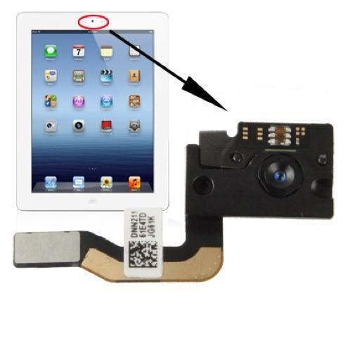 FOTOCAMERA ANTERIORE PER APPLE NEW IPAD 3 COMPATIBILE