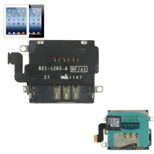 LETTORE SIM PER APPLE IPAD 4 NEW IPAD 3 4G COMPATIBILE - BOMAItalia.com