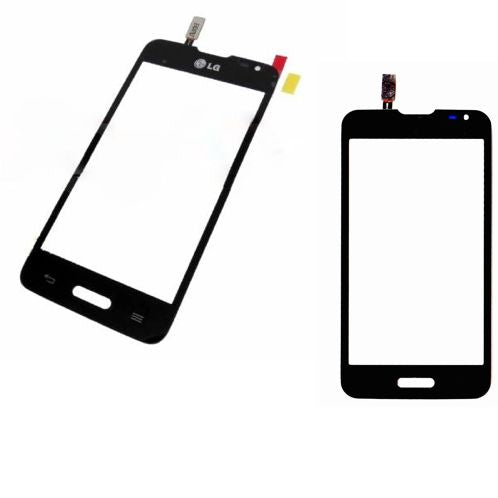 DISPLAY TOUCH SCREEN RICAMBIO VETRO LG OPTIMUS L65 D280 NERO ALTA QUALITA'