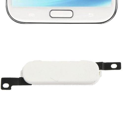 TASTO HOME PER SAMSUNG GALAXY NOTE 2 N7100 BIANCO COMPATIBILE