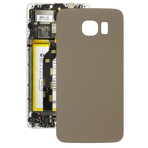 BACK COVER PER SAMSUNG GALAXY S6 ORO G920 COMPATIBILE