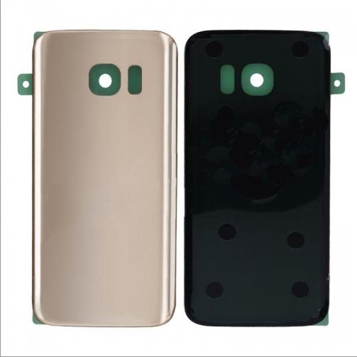 BACK COVER PER SAMSUNG GALAXY S7 G930F ORO COMPATIBILE