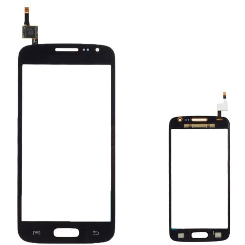 VETRO TOUCH SCREEN PER SAMSUNG GALAXY EXPRESS 2 G3815 G3818 NERO COMPATIBILE