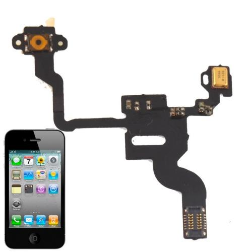 APPLE IPHONE 4 FLEX FLAT SENSORE PROSSIMITA' LUCE ACCENSIONE SWITCH ON OFF RICAMBIO