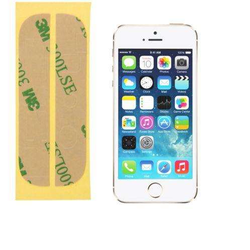 ADESIVO BIADESIVO 3M APPLE IPHONE 5S RIPRAZIONE VETRO TOUCH SCREEN
