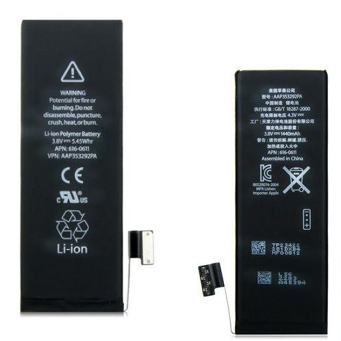 BATTERIA PER APPLE IPHONE 5 COMPATIBILE - BOMAItalia.com