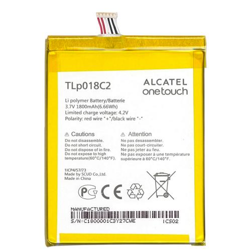 BATTERIA PER ALCATEL ONE TOUCH IDOL ULTRA 6033 COMPATIBILE