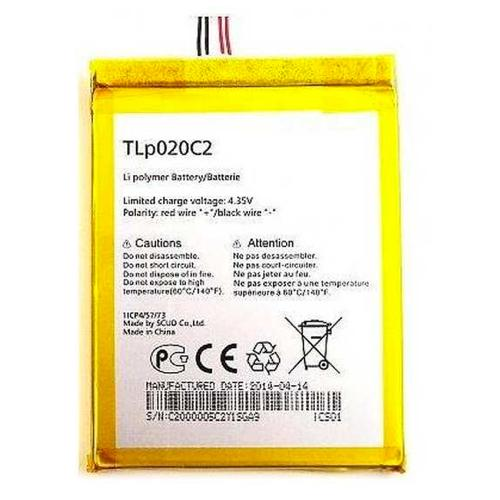 BATTERIA PER ALCATEL ONE TOUCH 6034 6032X Idol Alpha X OT Alpha S COMPATIBILE