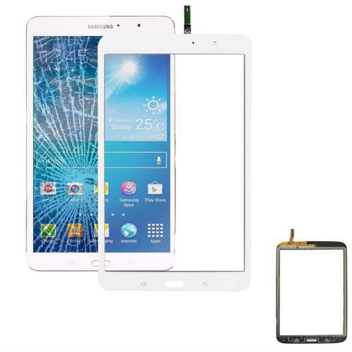 VETRO TOUCH SCREEN PER SAMSUNG GALAXY TAB PRO 8.4 8.4 T320 BIANCO COMPATIBILE - BOMAItalia.com