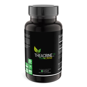 Theacrine 100mg | 60 Capsules