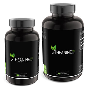 L-Theanine 200mg | 150 / 360 Capsules