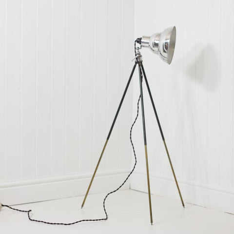 Vintage Photax Tripod Light