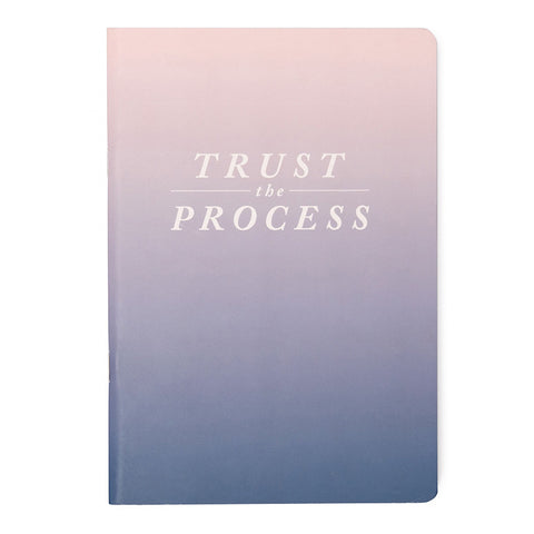 A5 Undated Weekly Planner: Trust the Process