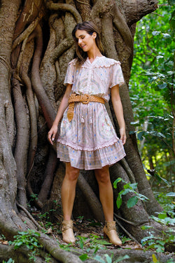 Sophia Playdress - Blush - Tulle and Batiste