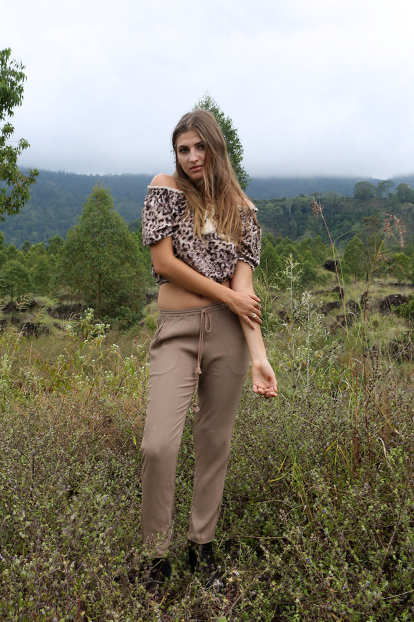 Hunter Pants - Tulle and Batiste