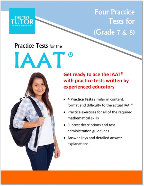 Four Practice Tests for the IAAT™ (eBook)