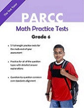 PARCC Mathematics Practice Tests - Grade 6