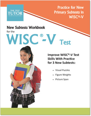 New Subtests Workbook for the WISC®-V