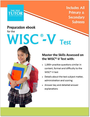 WISC®-V Preparation Ebook