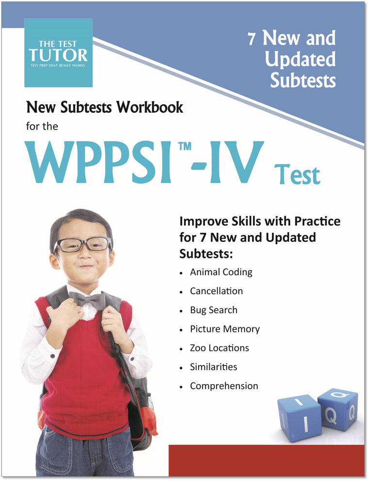 New Subtests Kit for the WPPSI™-IV