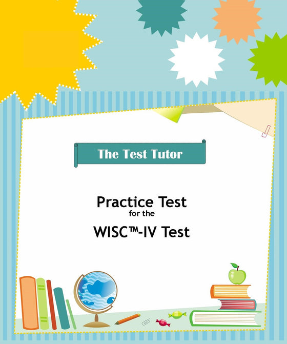 Practice Test for the WISC®-IV (ebook)