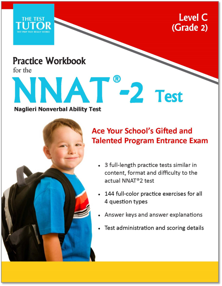 Practice Tests for the NNAT 2 Test - Second Grade