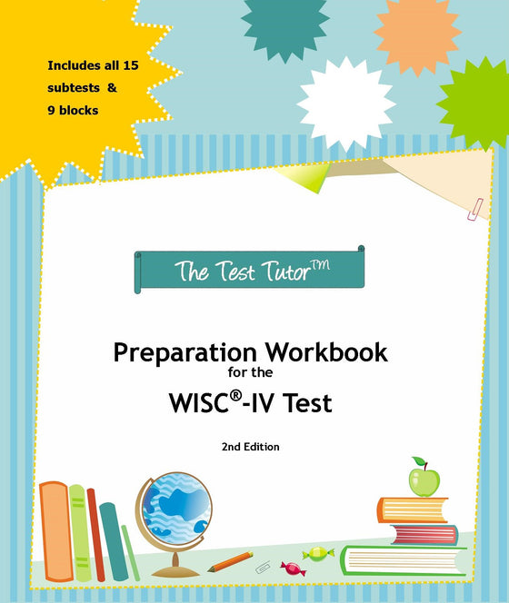 Practice Blocks For The WISC Test The Test Tutor
