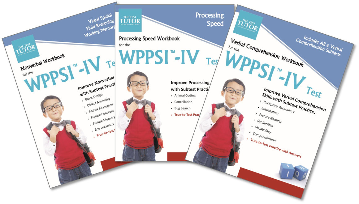Preparation Kit for the WPPSI™-IV