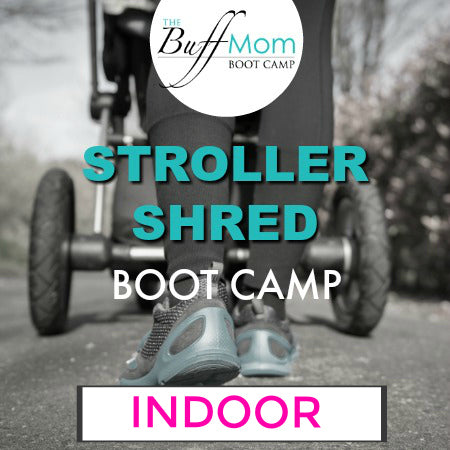 Stroller Shred Boot Camp - Starts Aug. 13, 2019