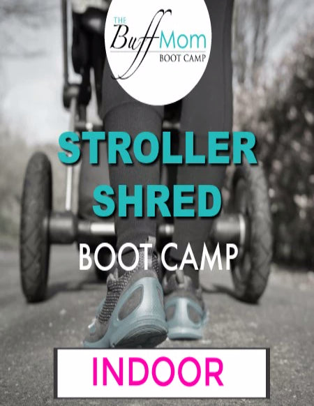 Stroller Shred Boot Camp - Starts Sept. 24, 2019