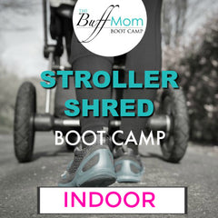 Stroller Shred Boot Camp - Starts Jun. 11, 2019