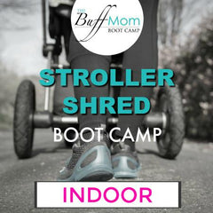 Stroller Shred Indoor with A/C - Starts Jun. 12