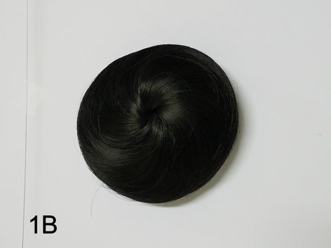Donut shape hair ring styler